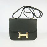 Hermes 2011 new style Constance Bag Available H017 black