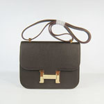 HERMES Highly recommended Constance H017 Dark brown