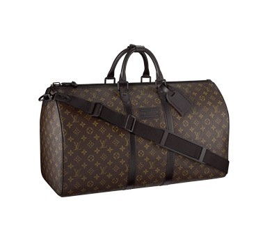 Louis Vuitton Waterproof Keepall 55 M41411