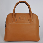 2011 HERMES Birkin 37cm 1037 Light coffee