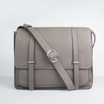 2012 Hermes Jypsiere Togo Leather Messenger Bag H2812 Khaki