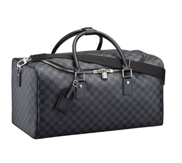 Louis Vuitton Damier Graphite Canvas Roadster N48189