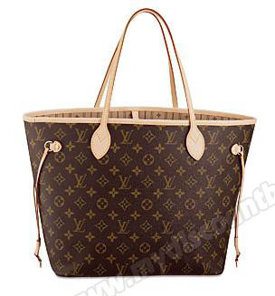 Louis Vuitton Neverfull MM M40156
