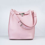 Hermes togo leather so kelly 22 (pink) H2804