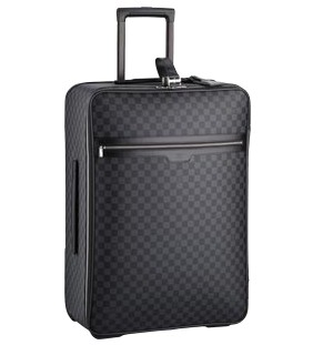 Louis Vuitton Damier Graphite Canvas Pegase 65 Luggage N23301