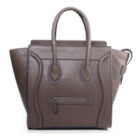 Celine Boston smile Tote 3308 khaki