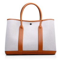 2013 Hermes garden party A1288 white∨ange