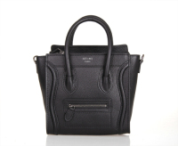 2013 Celine 88029 fluorescent black