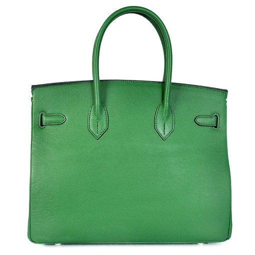 Hermes Birkin 35cm Epsom Leather Bag h35 green -  268.00 e5b8cac28d2c2