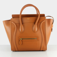 Hot 2013 celine luggge tote handbag 88022 brown