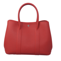 2014 Hermes garden party 6902 red
