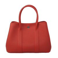 2014 Hermes garden party 6903 red