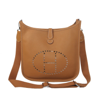 2014 Hermes Evelyne Bag A201 coffee