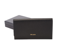 Prada calf Leather Wallet 1M1311 black