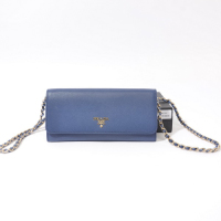Prada calf Leather Wallet 1M1290 boln