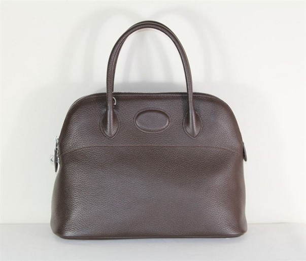 2014 Hermes New models 509084 dark coffee