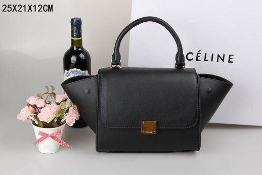 2015 Celine classic original leather 3345 black