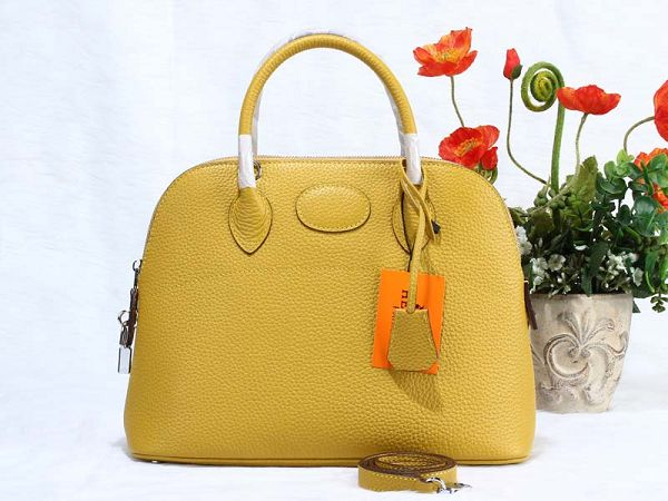 Hermes new model 31CM yellow