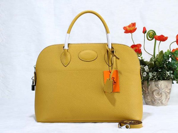 Hermes new model 37CM yellow