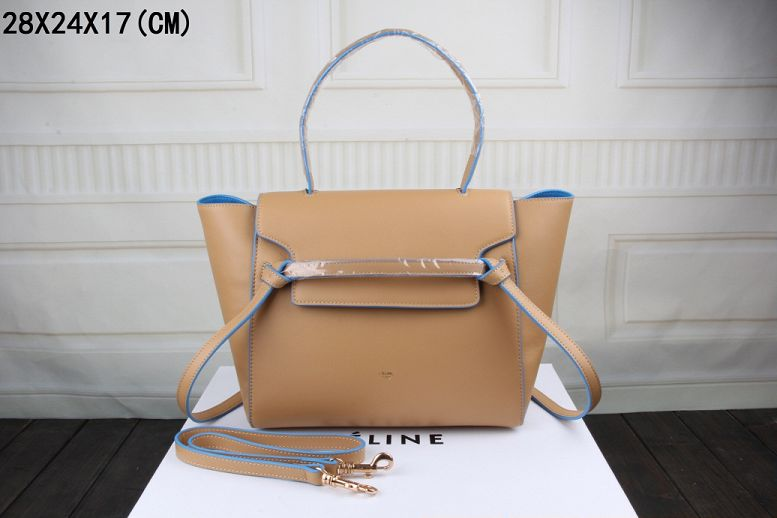 2015 Celine new model belt pack 3368-1 apricot