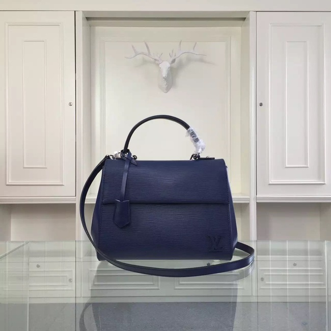 Louis Vuitton Epi Leather Mini Bag 41305 Royal Blue