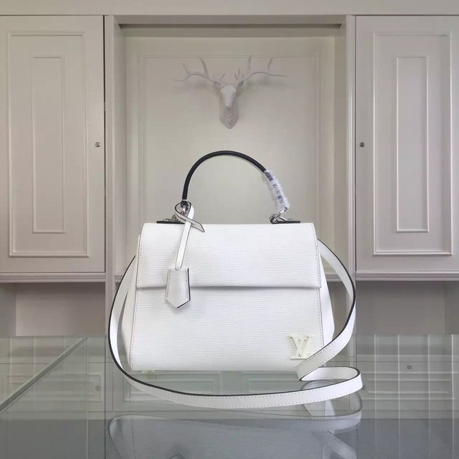Louis Vuitton Epi Leather Mini Bag 41305 White