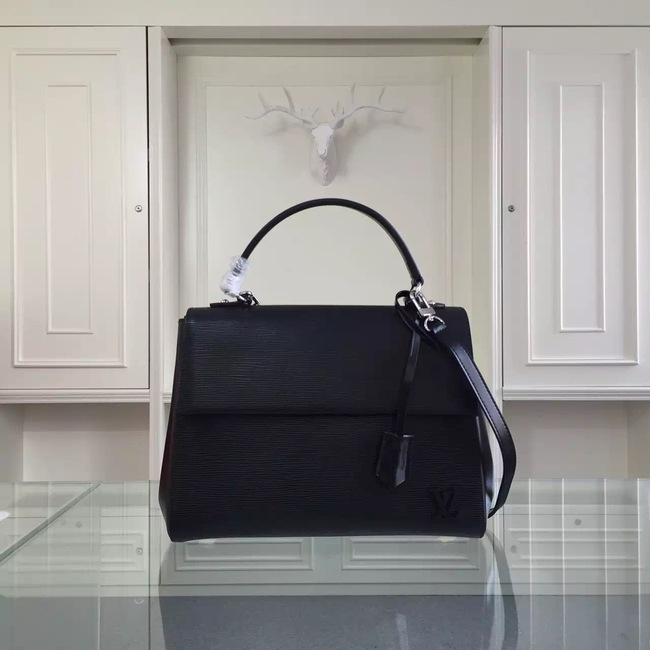 Louis Vuitton Epi Leather Mini Bag 41305 Black