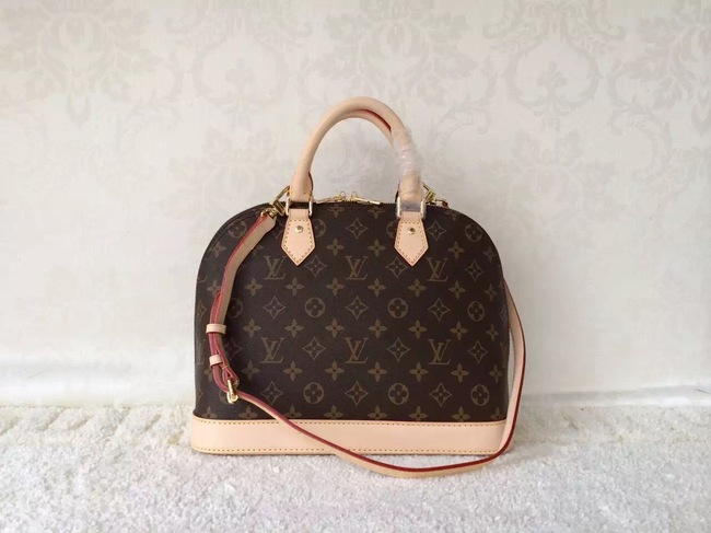 Louis Vuitton Damier Canvas ALMA MM Bag M41247