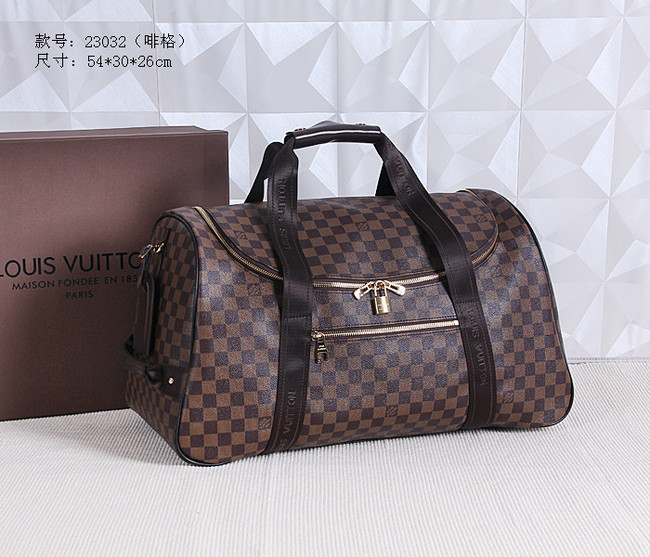 Louis Vuitton Monogram Damier Ebene NEO EOLE 55 M23032 Coffee