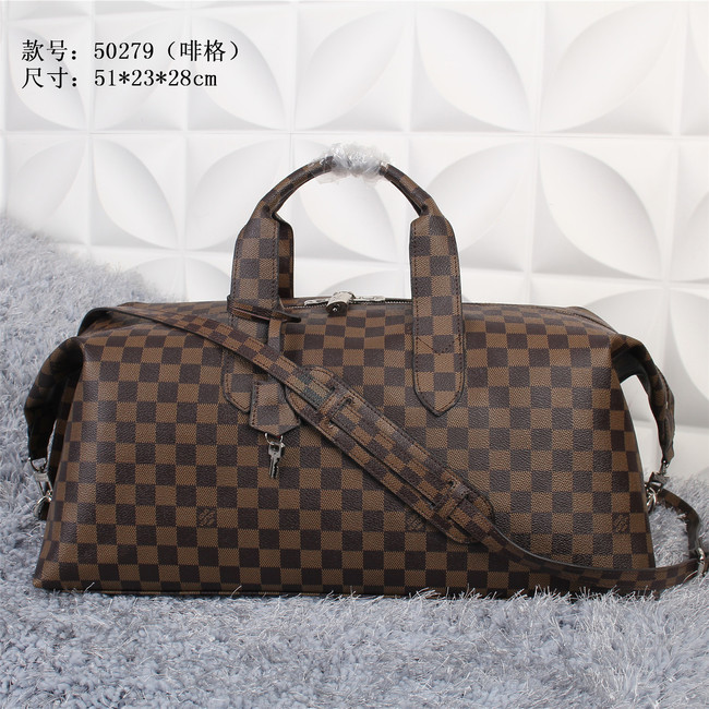 Louis Vuitton Monogram Damier Ebene NEO EOLE 50 M50279 Coffee