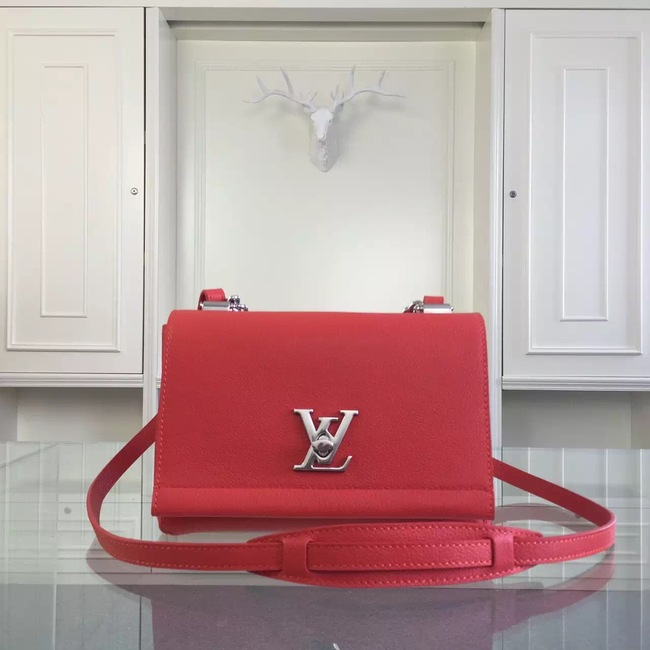 2015 Louis Vuitton Monogram Empreinte original leather 51202 red