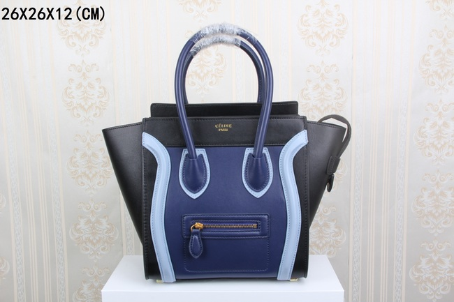 78660ef66c35 2016 Celine Boston smile Tote handbag 3308-1