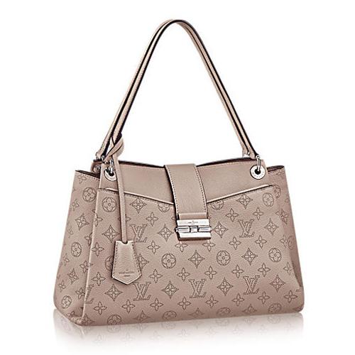Louis Vuitton Mahina Leather Sevres M41791 Galet 24da46fd7f516