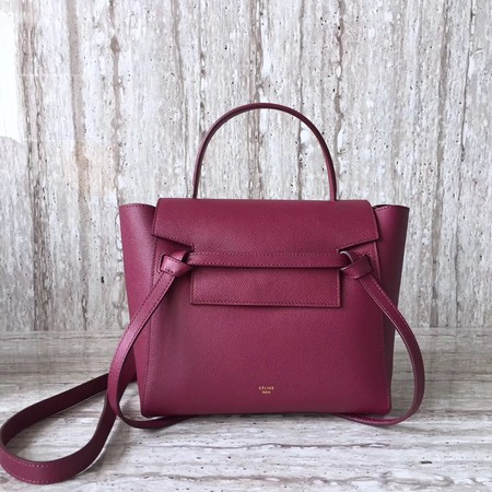 Celine BELT BAG MINI Tote Bag 98310 rose