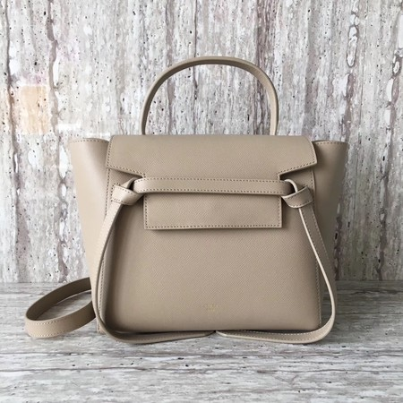 Celine BELT BAG MINI Tote Bag 98310 Apricot