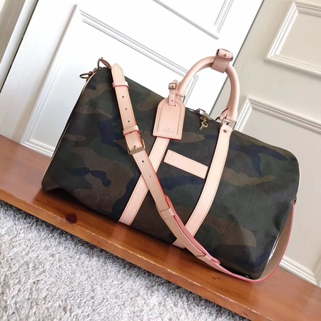 Louis Vuitton SUPREME KEEPALL Travel bag M43466L