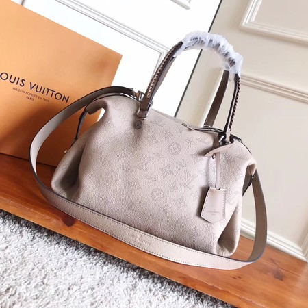 2017 newest Louis Vuitton MAHINA ASTERIA M54672 Beige