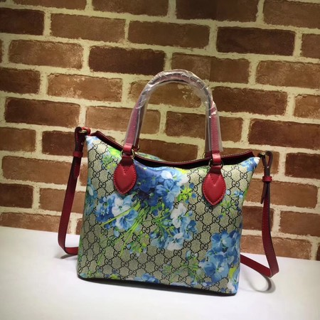 Gucci Canvas Tote Bag A429147 red