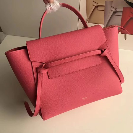 Celine Belt Bag Origina Leather mini Tote Bag A98310 rose