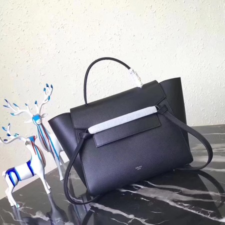 Celine Belt Bag Original Leather Tote Bag 9984 black