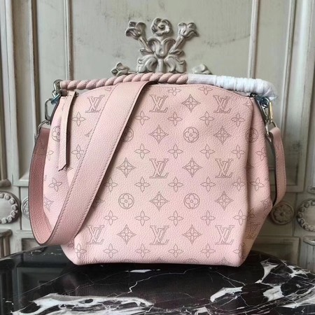 Louis Vuitton original Mahina Leather BABYLONE 51223 pink