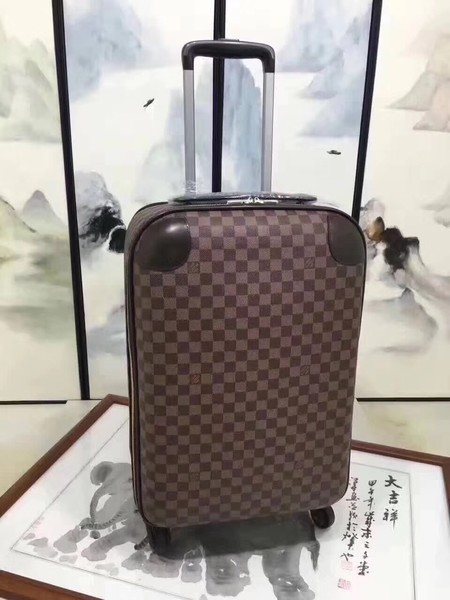 Louis Vuitton Damier Ebene Canvas  Universal wheel Pegase 65 66857