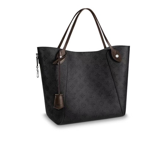 Louis Vuitton Original Mahina Leather HINA Bag M53140 black