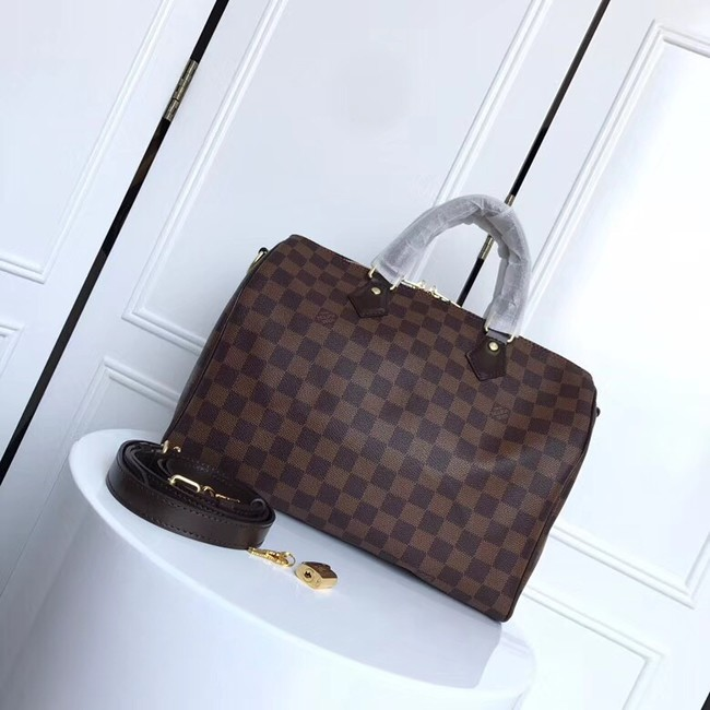 Louis Vuitton Original SPEEDY BANDOULIERE 30 N41367