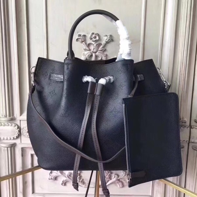 Louis Vuitton Original Mahina Leather GIROLATA M54401 black