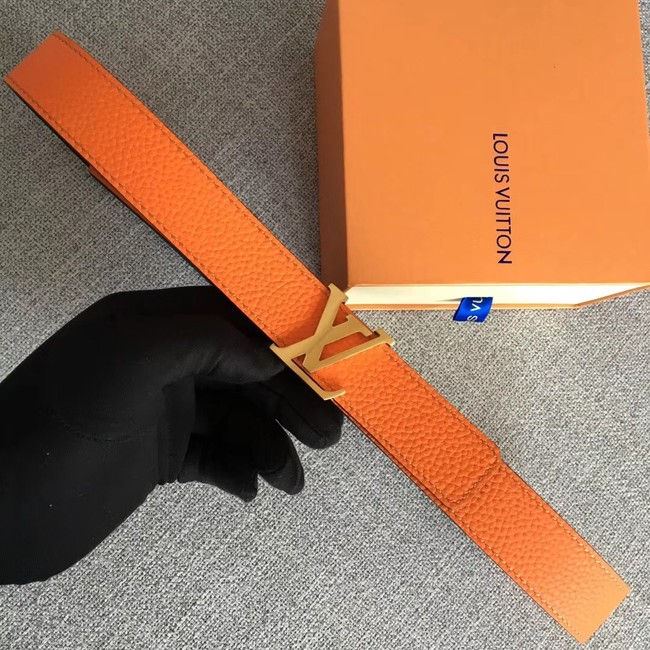 Louis Vuitton INITIALES 38MM M9605U orange