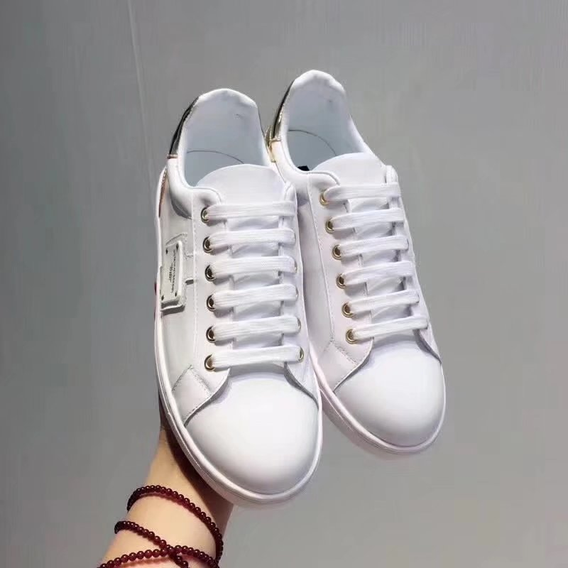 Dolce & Gabbana lady Casual shoes DG235MLS white