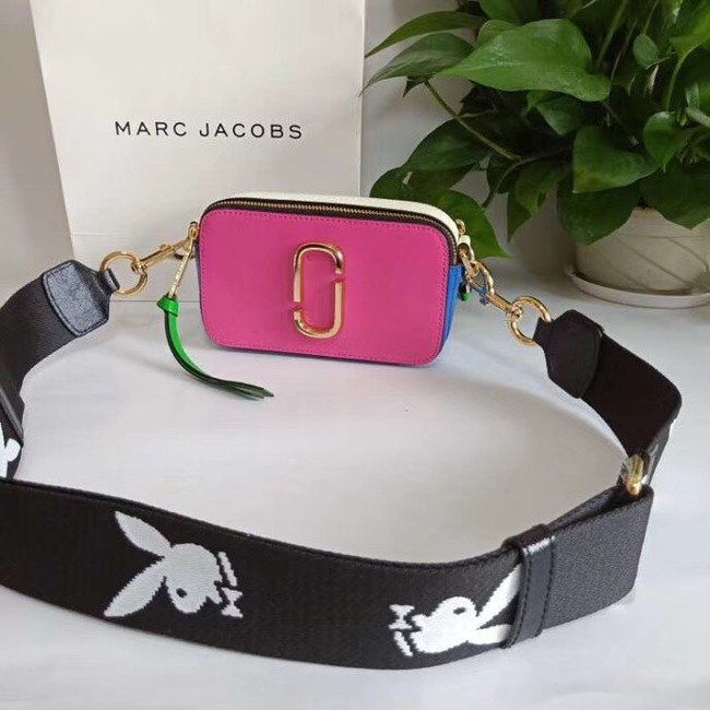 MARC JACOBS Snapshot Saffiano leather cross-body bag 23772