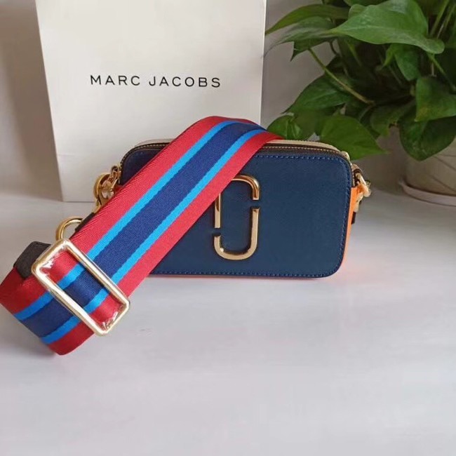 MARC JACOBS Snapshot Saffiano leather cross-body bag 23778