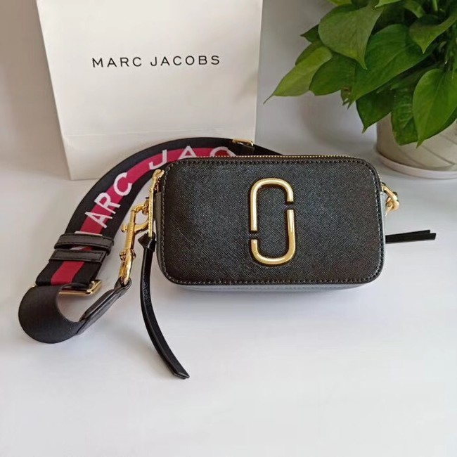 MARC JACOBS Snapshot Saffiano leather cross-body bag 23780